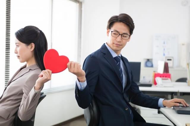 上司と部下の関係